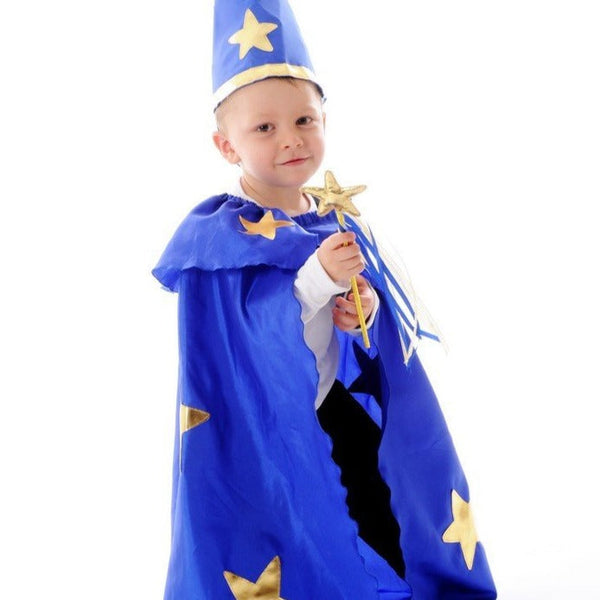 Wizard Cape & Hat