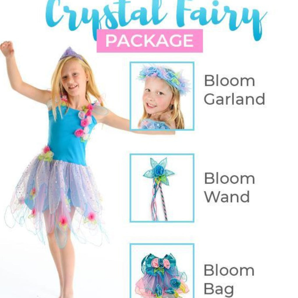 Pretty Crystal Fairy Package