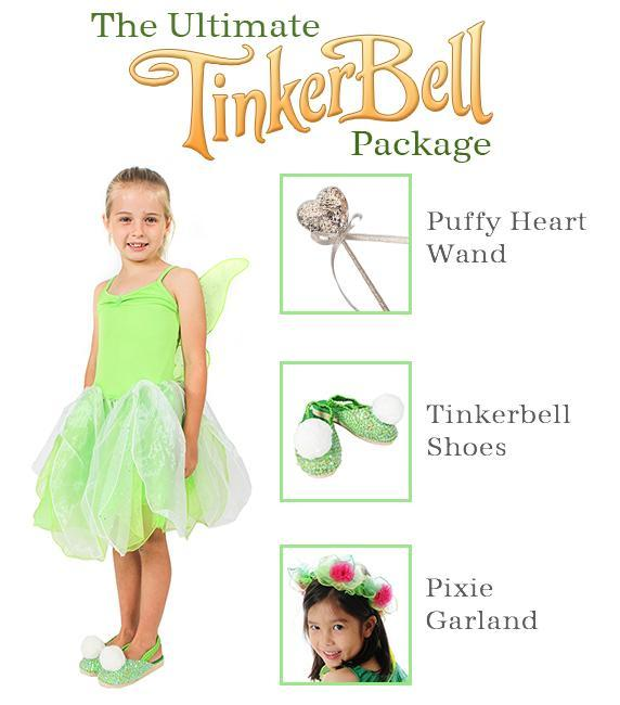 The Ultimate Tinkerbell Package