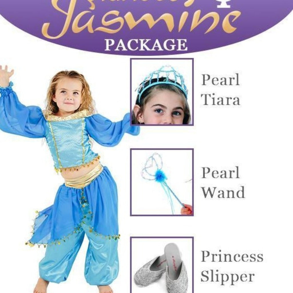 Princess Jasmine Package