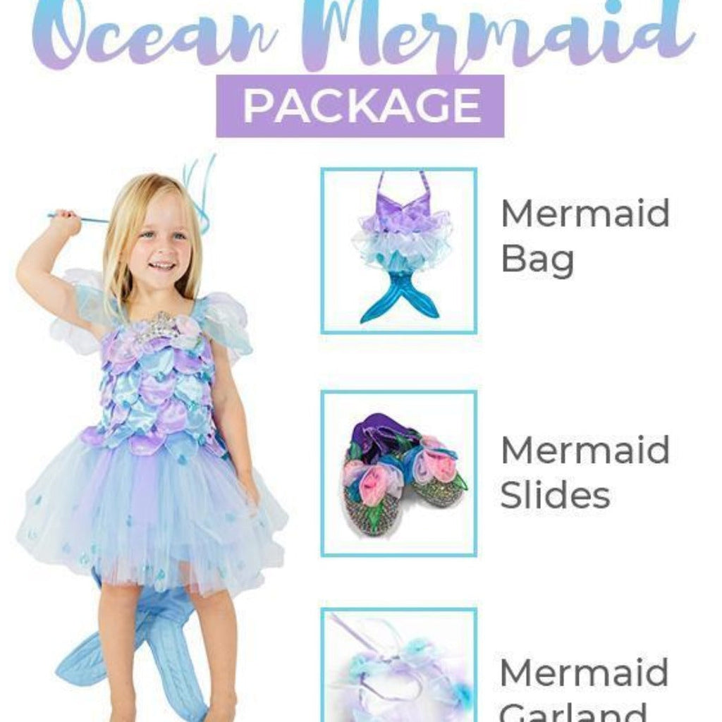 Ocean Beach Mermaid Package