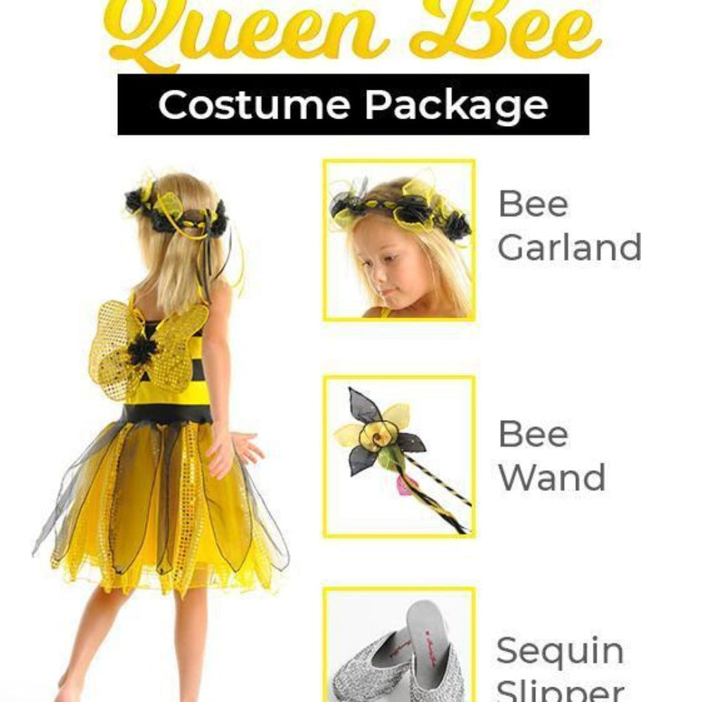 Queenbee Costume Package
