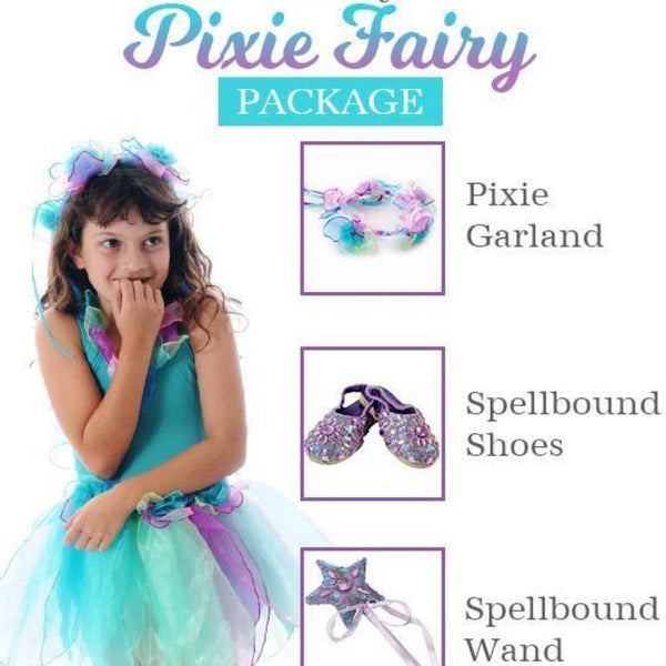 Pretty Pixie Fairy  Package