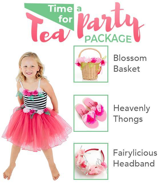 Time for a Tea Party Package