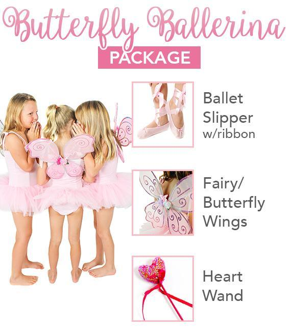Butterfly Ballerina Package