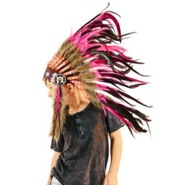 Indian Headdress (Short)