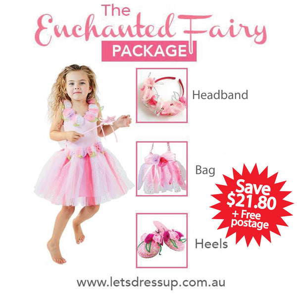The Enchanted Fairy Package