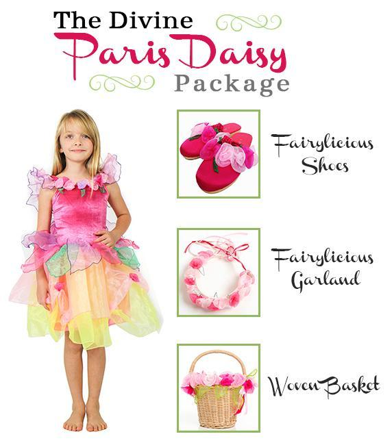 The Divine Paris Daisy Package