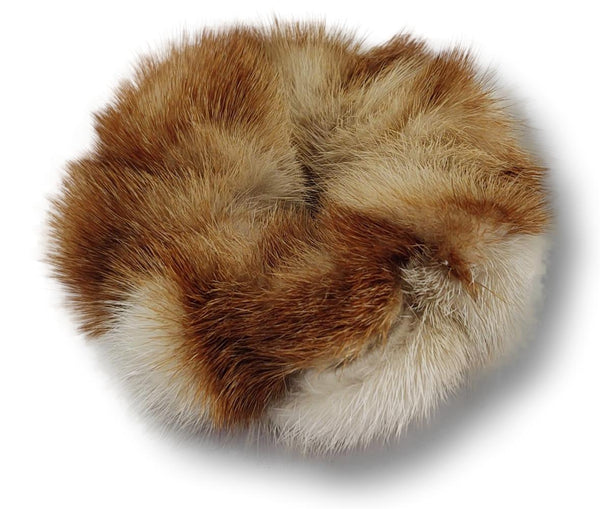 Hair Tie - Mink - Accesories - Cream | STAMPE PELS