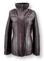 Zurich 2 - Lamb Leather - Women - Beautiful Brown