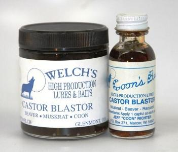 Welch's Castor Blaster  1oz or 4oz