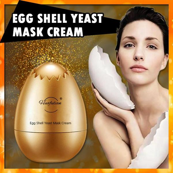 EGG SHELL YEAST MASK CREAM