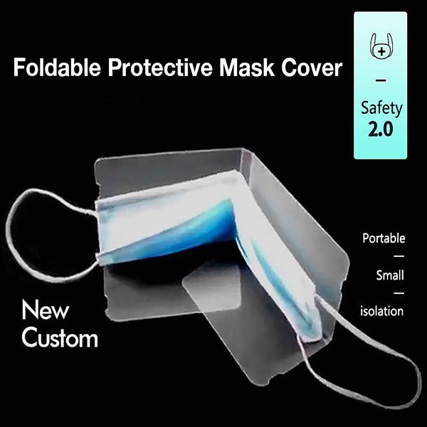 Foldable Protective Mask Cover