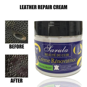 Leather Repairing Cream - 1 set 2pcs ( Free 1 sponge )