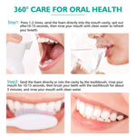 Foam Tooth Whitening Mousse Toothpaste