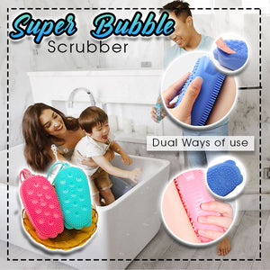 Super Bubbles Scrubber