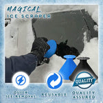 Magical Ice Scraper