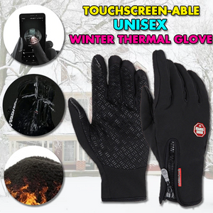 Touchscreen-able Unisex Winter Thermal Glove