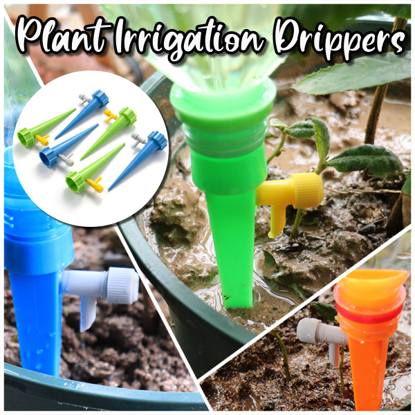 Plant Irrigation Drippers