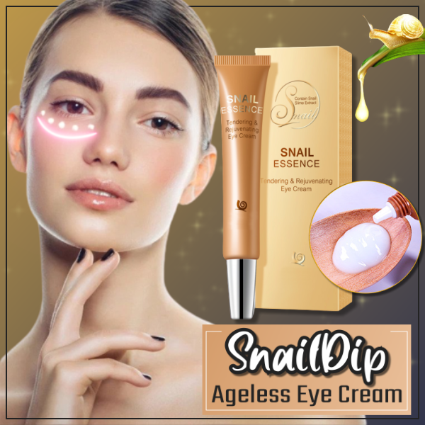 SnailDip Ageless Eye Cream