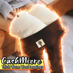 CashMiere Thick Warm Wool Leggings