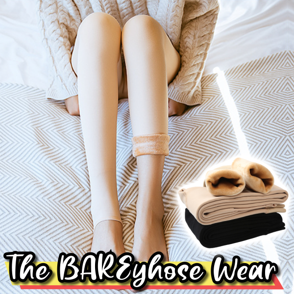 The BAREyhose Wear