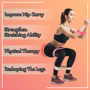 WorkOut Resistance Loop Bands