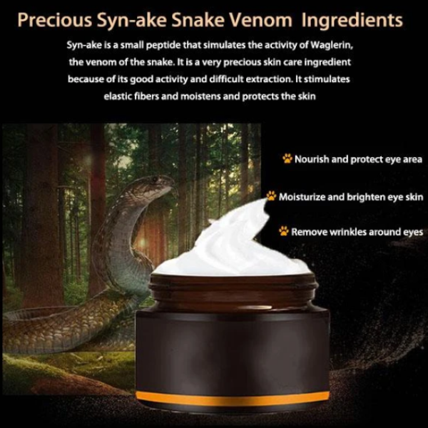Snake-Dip Ageless Cream