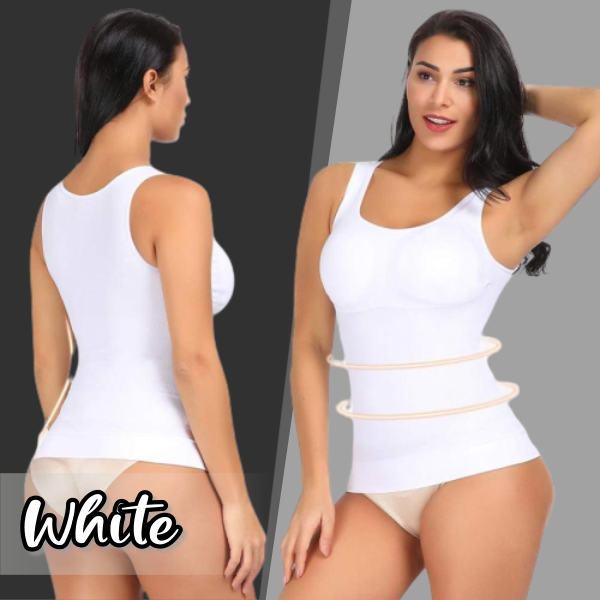 CamiShape™ 3-in-1 Slimming Undershirt Shapewear