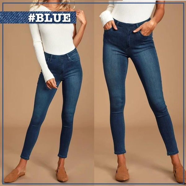Slimming Compression Legging Jeans