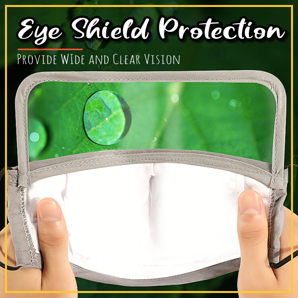 InstaShield - Protector With Eyes Shield