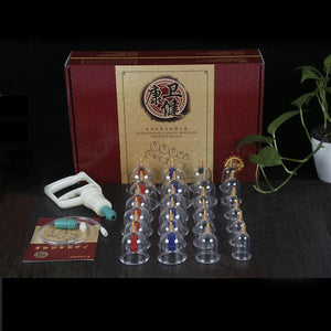 Cupping Therapy Full Set Kit - 75% OFF