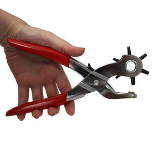 Leather Belt Hole Punch Plier