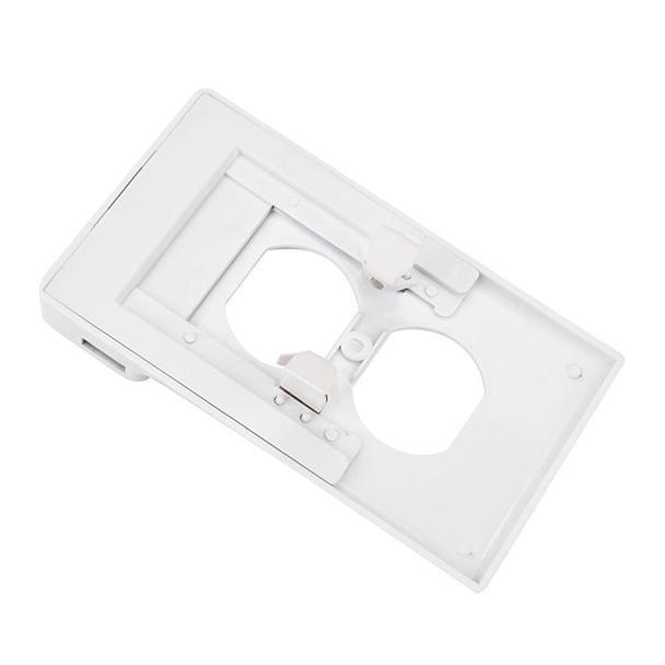 Light Sensor USB Wall Outlet