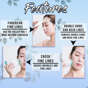 Ageless Neck Cream Roller