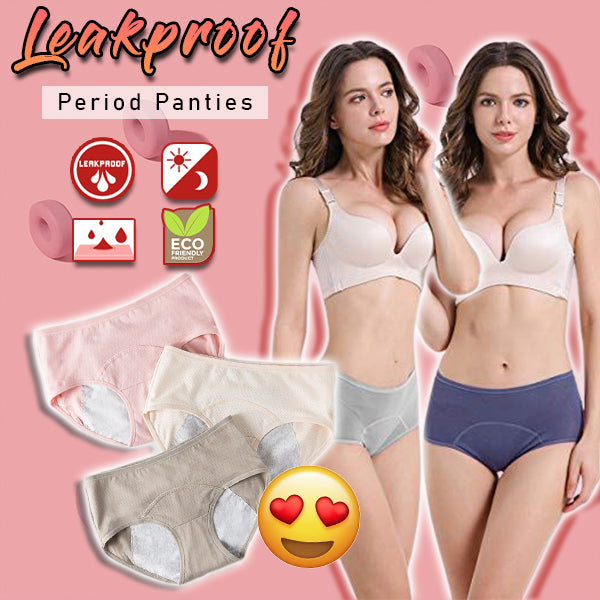 Overnight Leakproof Period Panties
