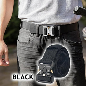 Tactical Military Canvas Belt