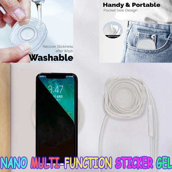 Nano Multi-Function Sticker Gel