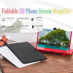 Foldable 3D Phone Screen Magnifier - Buy 2 free shipping