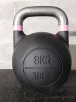 08 kg Competition Kettlebell (Strength Boutique)