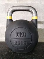 16 kg Competition Kettlebell (Strength Boutique)