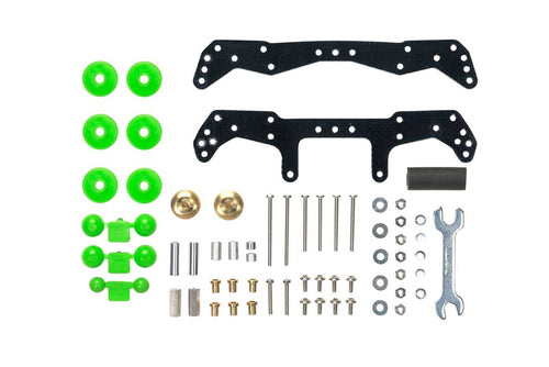 JR AR Chassis Basic Tune Set