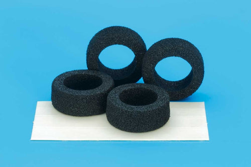 JR HG Low Rebound Sponge Tires