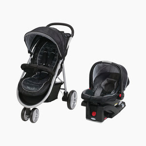 Graco Aire3 Travel System SnugRide SnugLock