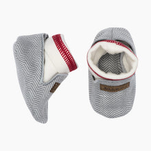 Load image into Gallery viewer, Juddlies Designs Organic Stay-On Slippers