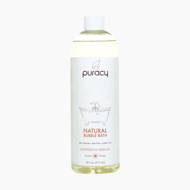 Puracy Natural Bubble Bath