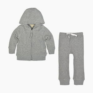 Burt's Bees Baby Quilted Bee Jacket & Pant Set