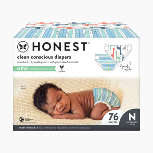 The Honest Company Club Box Diapers