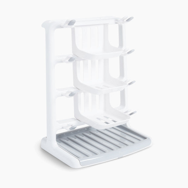 Munchkin Tidy Dry Space Saving Baby Bottle Drying Rack
