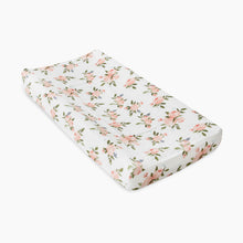 Load image into Gallery viewer, Little Unicorn Cotton Muslin Changing Pad Cover